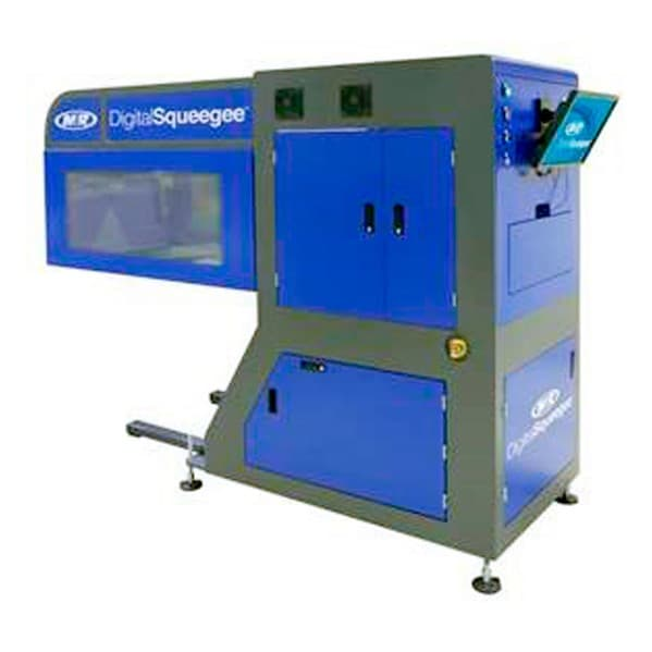 М&R PRINTING EQUIPMENT, Inc. представляет Digital Squeegee®